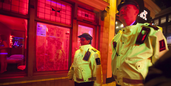 cop escort amsterdam incall